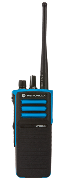 dp4400ex ATEX two way radio