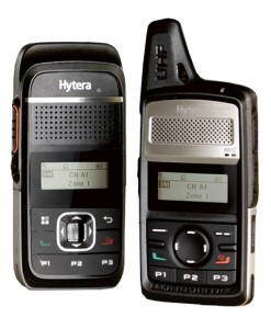 Hytera PD3 Series Digital